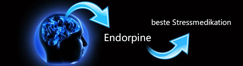 Endorpine beste Stressmedikation