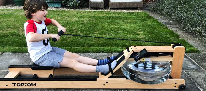 Es ist gut für Menschen jeden Alters und jeder Fitnessstufe, es zu versuchen