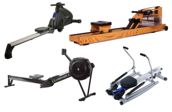 rowing machine resistance