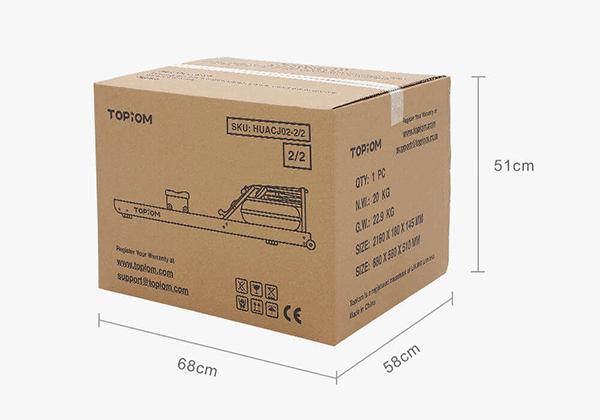 tank assembly box