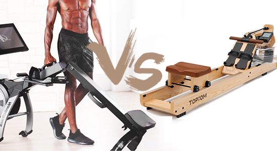 rowing machine specific features
