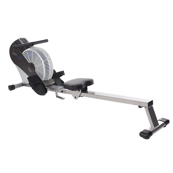 inclined rowing machine