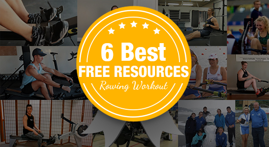 6 best free online resources for rowing machine workouts
